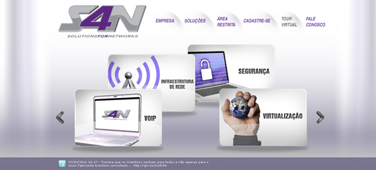 S4N - Solutions for Networks
