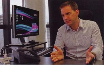 Antonio Borba em entrevista à Revista Mês
