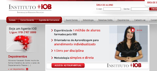 Instituto IOB / e-Commerce