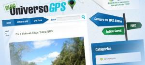 Universo GPS - Blog