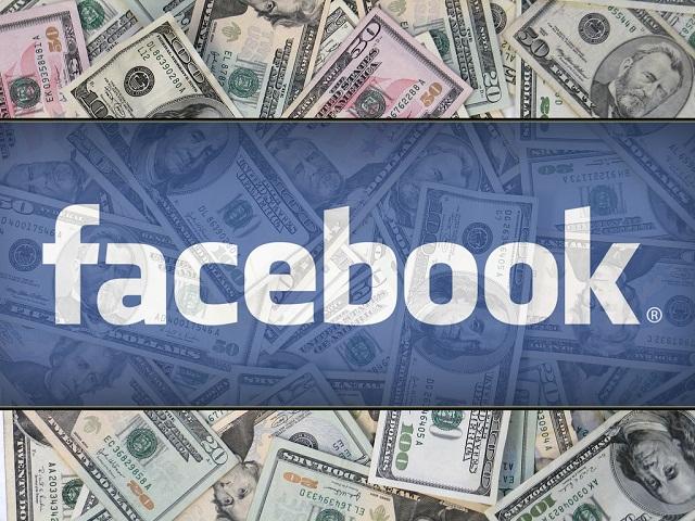 Ganhe dinheiro com o Facebook
