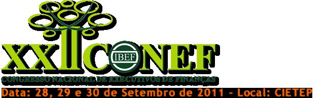 XXII Congresso Nacional de Executivos de Finanças