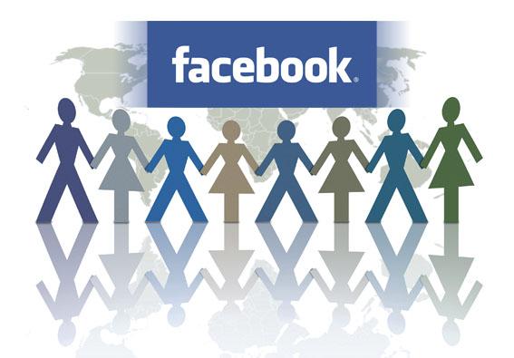 Novas listas do Facebook