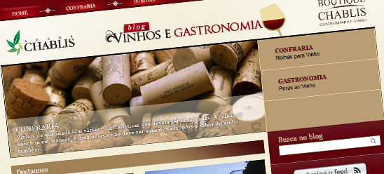 Vinhos e Gastronomia - Magic Blog