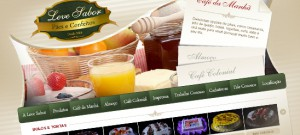 Leve Sabor - Site - Magic Blog