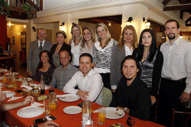 Almoço dos empresários e clientes da Magic chega à sua 150º edição
