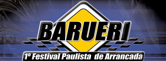 Arrancada Barueri - 1° Festival Paulista de 2011