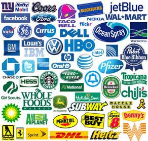 Conheça as mensagens contidas em logos famosas