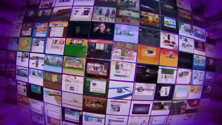 Vídeo em 3D feito especialmente para a Festa Magic 15 Anos