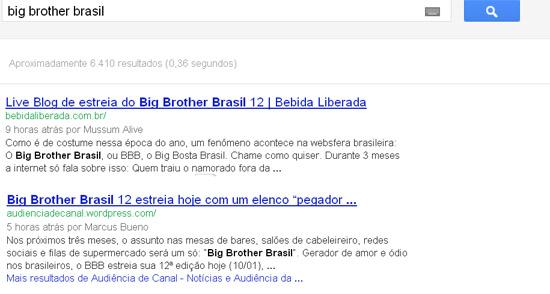 """Big Brother Brasil na """"goela do povo"""" e das redes sociais - Magic Web Design"""