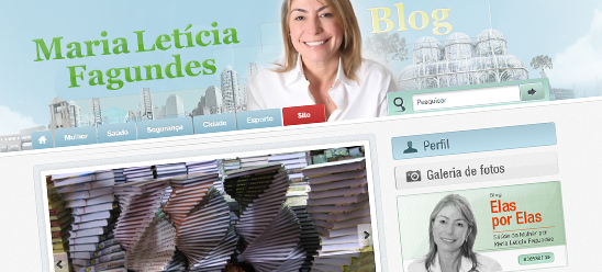 Maria Leticia Fagundes - Magic Blog