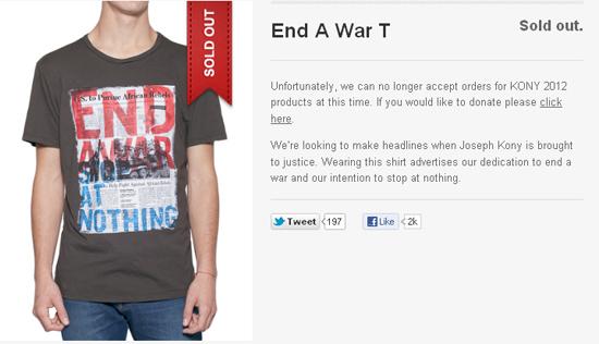 Kony 2012: conheça Joseph Kony – Magic Web Design