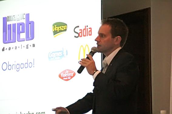 Antonio Borba apresenta palestra na 31ª Mercosuper