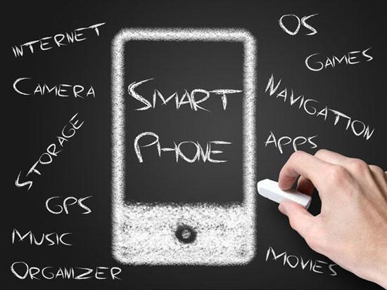 Já existem 25 milhões de smartphones no Brasil
