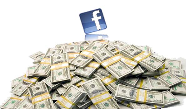 Resultados patrcinados Facebook