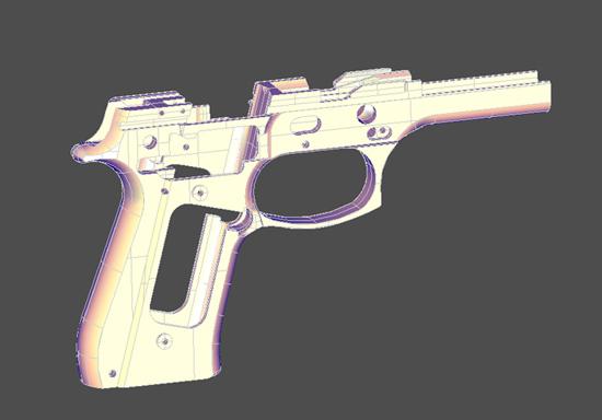 blueprint Impressoras 3D podem produzir armas de fogo