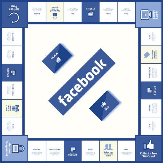 facebook-pode-virar-jogo-de-tabuleiro