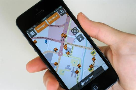 Aplicativo com informações de transporte público chega a Curitiba