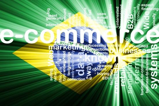 Resultado de imagem para Panorama e-commerce Brasil