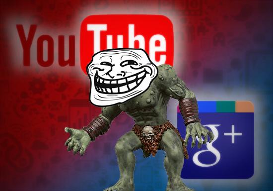 troll-youtube-google+