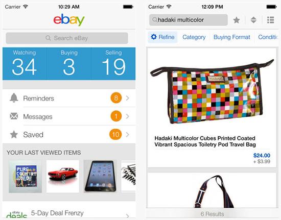 eBay-iOS-7