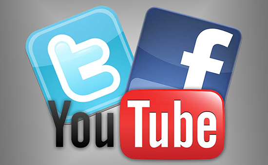 YouTube supera Facebook e Twitter