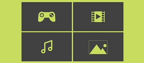 Consumo mobile e downloads