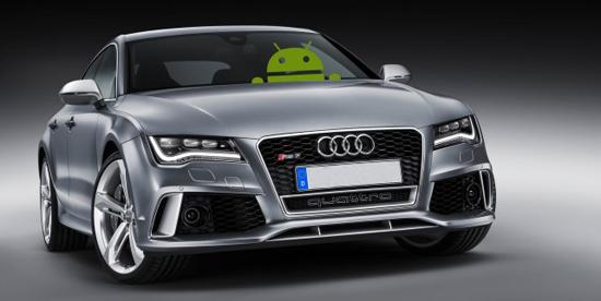 Google firma parceria e leva sistema Android aos automóveis