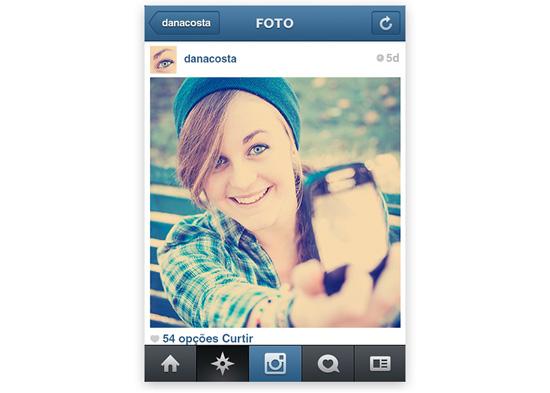 Os selfies