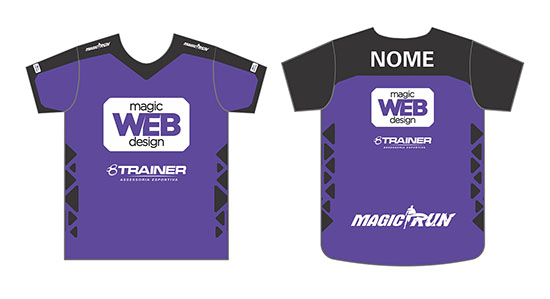 Novos uniformes da Magic Run