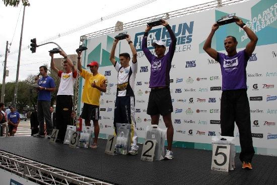 Equipe de corrida Magic Run Performance estreia com vários destaques