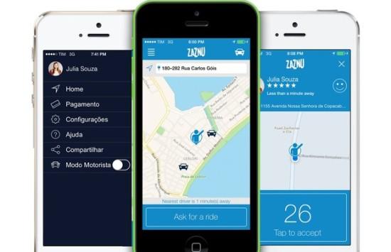 Aplicativos de carona ajudam na mobilidade urbana