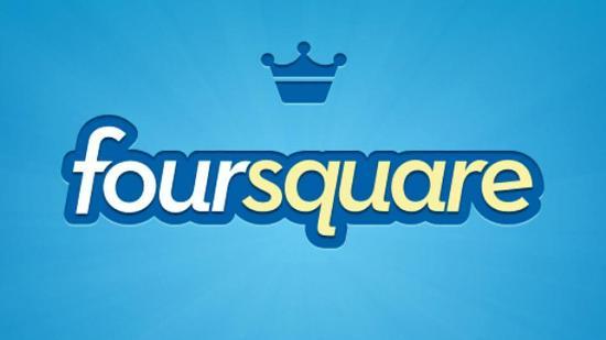 Logo do Foursquare