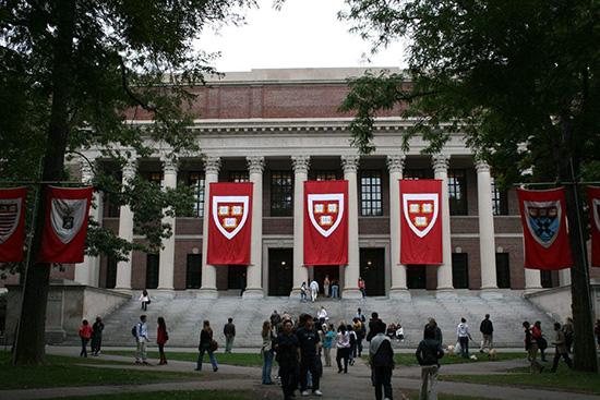 Harvard-University-Magic