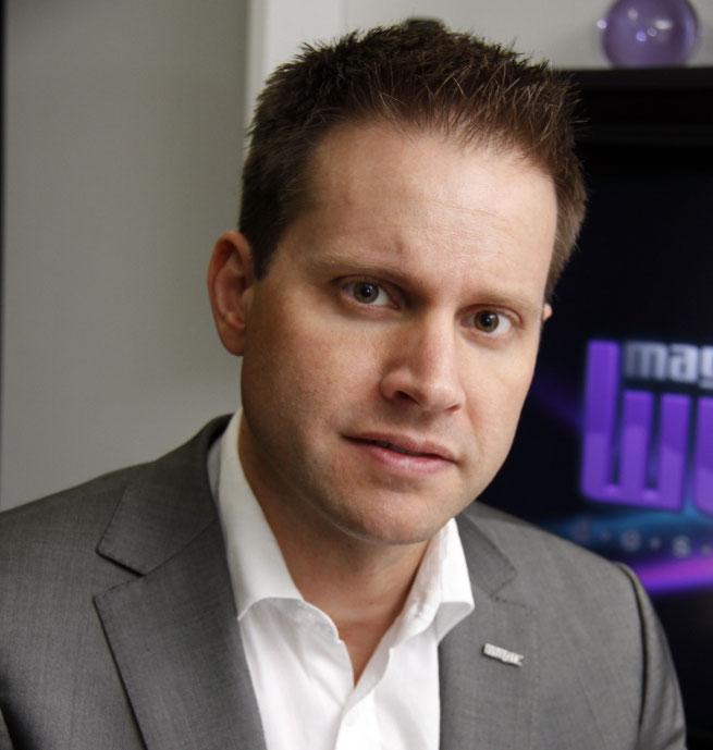 Antonio Borba - Diretor Executivo da Magic Web Design