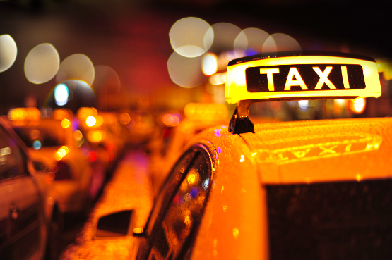 Apps derrubam o uso de táxi nos EUA