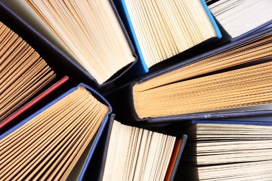 Os 10 livros mais populares no Facebook