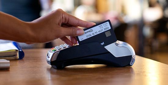 Todos os seus cartões em apenas um dispositivo!