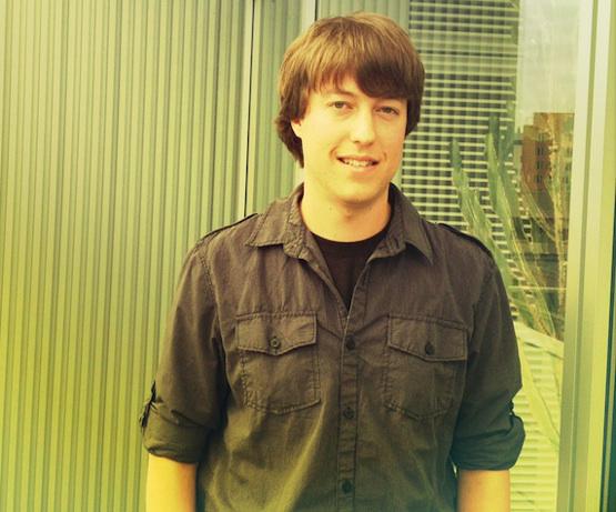 Greg Marra, engenheiro do Facebook