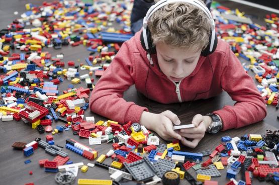 Qual o melhor smartphone para as crianças?