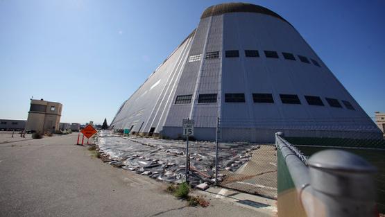 NASA aluga base espacial para o Google