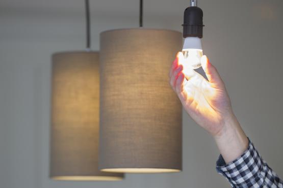 A vida útil de um LED pode chegar a 100 mil horas