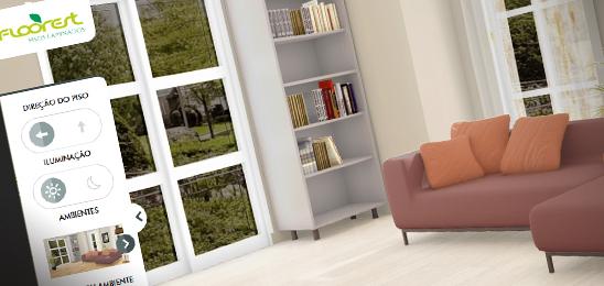 Simulador de Ambientes Floorest