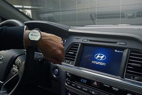 Smartcar Hyundai