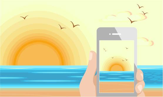 Smartphones devem ficar em cases próprios