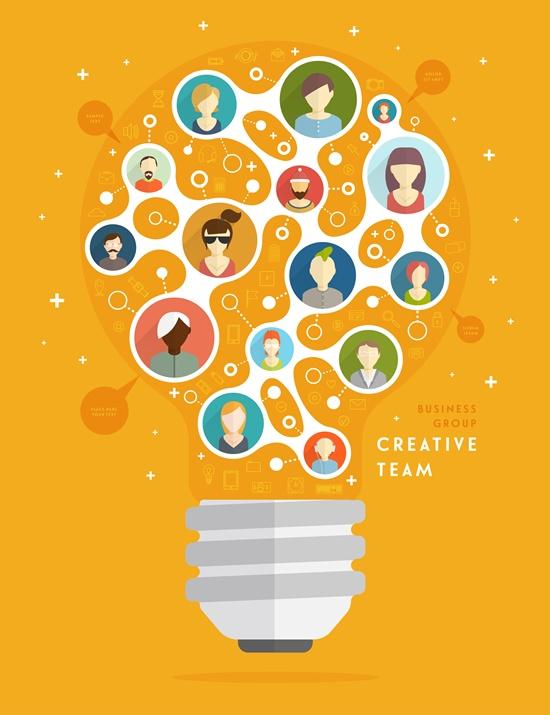 Infográfico Shutterstock: o que os criativos vão buscar em 2015?