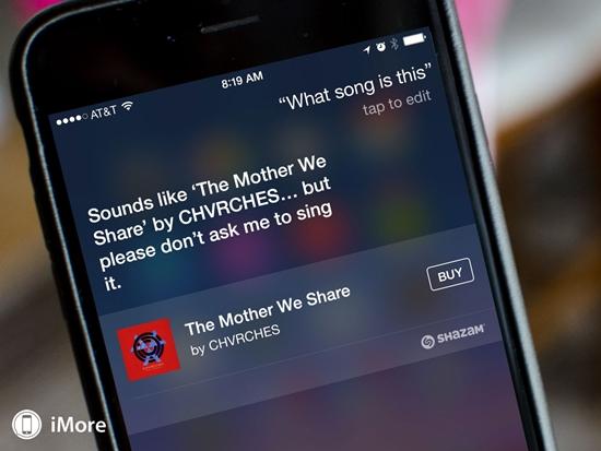 Conheça músicas com seu iPhone
