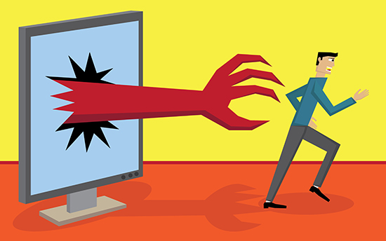 3 aspectos assustadores do futuro da internet