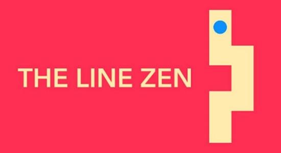Jogo The Line Zen
