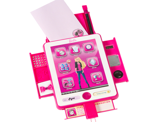 B-Book da Barbie